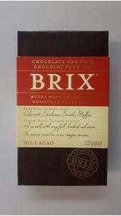 8oz brix chocolade bij uw wijn