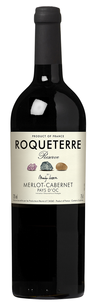 Roqueterre Reserve Merlot Cabernet Sauvignon